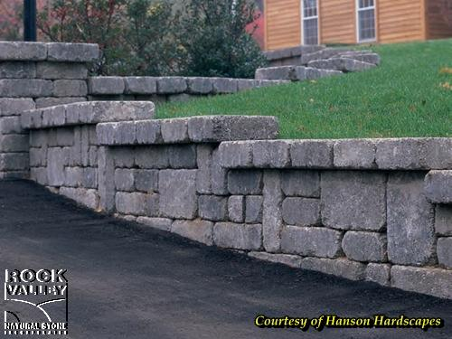 Antique Hampton Wall
