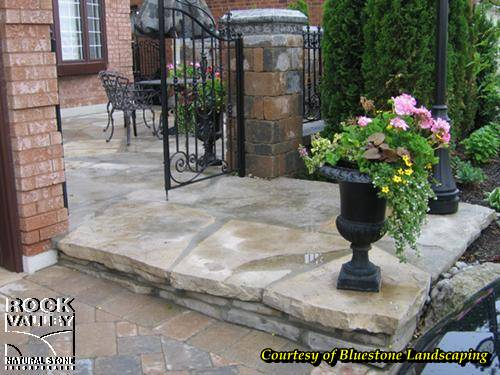 Peninsula Valley Buff Oversized Random Flagstone