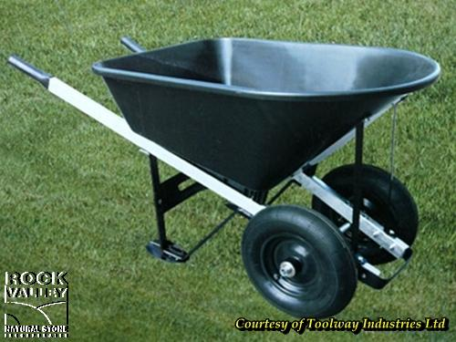 Wheelbarrow 2-Wheel
