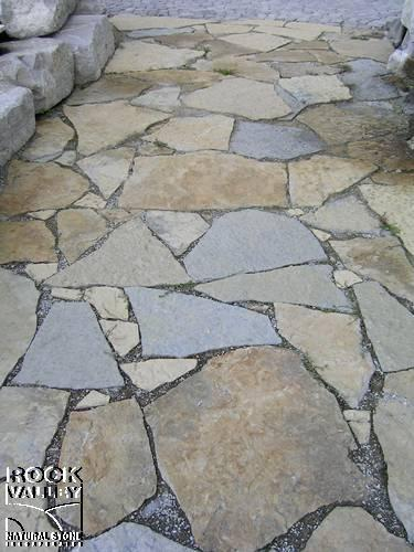 Antique Beige Random Flagstone