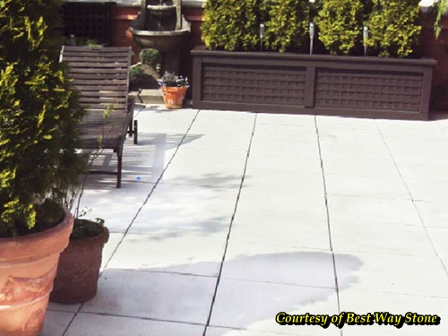 Solar Reflective Rooftop Paver