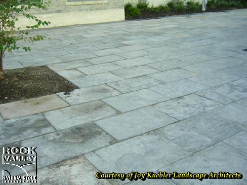 Peninsula Valley Flamed Finish Square Cut Flagstone