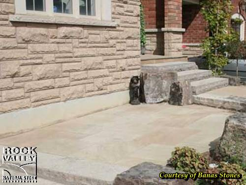 Indus Valley Lavender Square Cut Flagstone