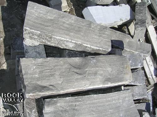Peninsula Valley Dark Natural Bed Building Stone