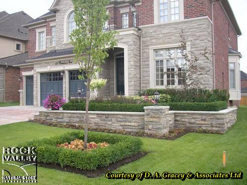 Rock Valley Custom Blend Natural Bed Building Stone
