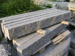 Canadian Granite Sawn Bed Curbing