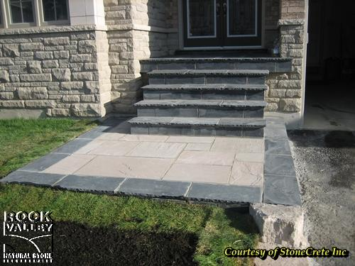 Indus Valley Beige Square Cut Flagstone