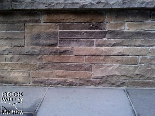 Wiarton Brown Natural Bed Building Stone